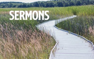 Sermon April 25th, 2021